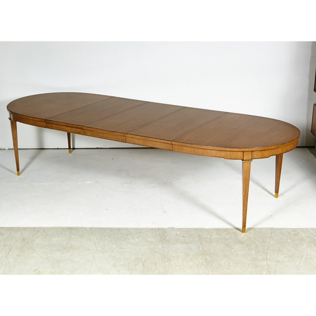 John Widdicomb Banquet Dining Room Table - Image 2 of 11