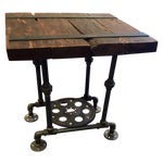 Image of Two Steampunk Side Tables