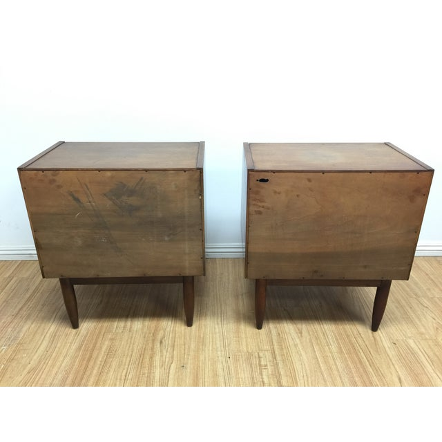 American of Martinsville Night Stands - Pair - Image 8 of 8