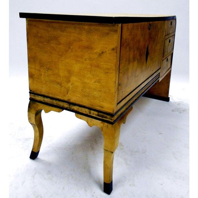 Danish Art Deco Vanity Cabinet - Image 6 of 8