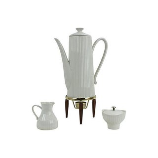 Ernest Sohn Mid-Century Coffee Set - 3 Pieces