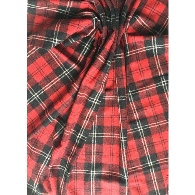 Ralph Lauren Holiday Cashmere Tartan - Image 4 of 4