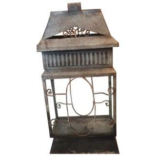 Vintage Rustic Lantern