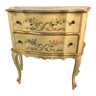 Florentine Style Chest of Drawers