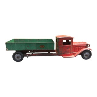 1930's Keystone Toy Dump Truck