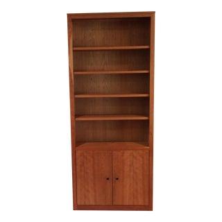 Room & Board Cherry Bookshelf