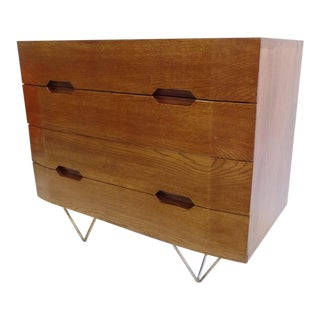 Two Important Italian Commodes or Chests of Drawers Circle of Gio Ponti