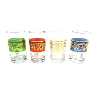 Moroccan Handmade Tea Glasses - Set of 12