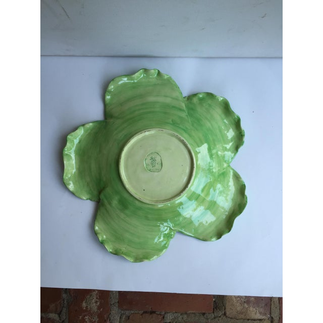 Dodie Thayer Cabbage Form Tureen - Image 5 of 6