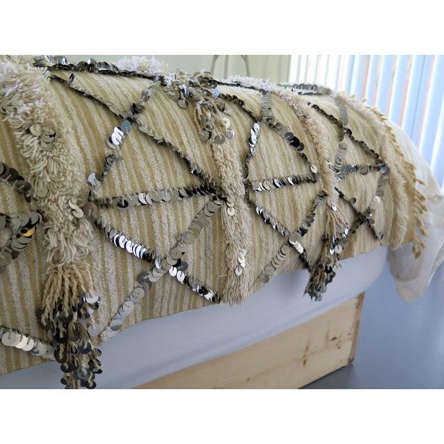 Image of Moroccan Wedding Blanket X