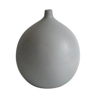 Medium Organic Form Celadon Vase