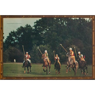 "Slim Aarons ""Polo Match at Myopia Hunt Club"" Photo"