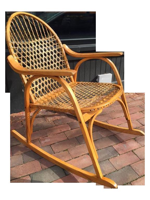 vermont tubbs adirondack rocking chair