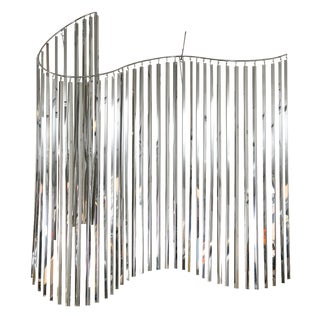 Curtis Jere Silver Kinetic Wall Hanging