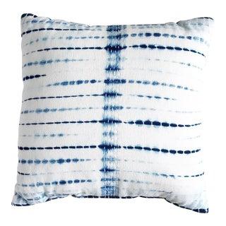 Shibori Dyes Pillow