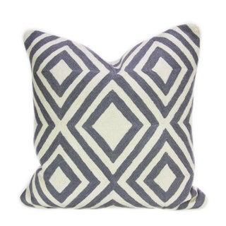 Kashmiri Native Diamond Pillow