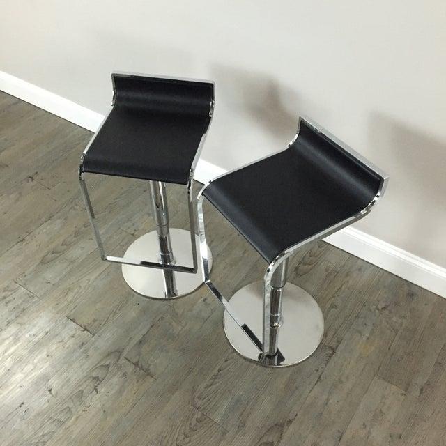Image of LEM Piston Dining Stools - A Pair