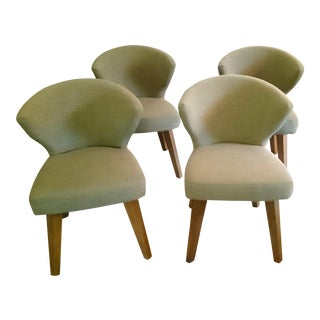 Mid-Century Style Gaston Dining Chairs - Set of 4