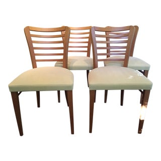 Roche Bobois Strip Chairs - Set of 4