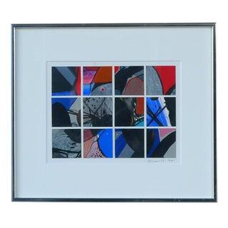James Grant Matrix Painting