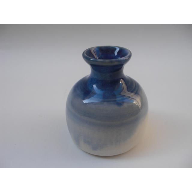 Image of Cobalt Blue Gradient Studio Pottery