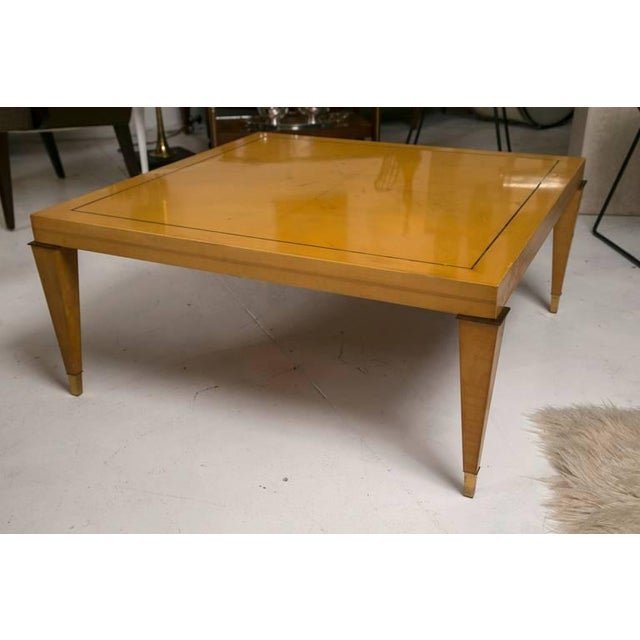 Image of Mid-Century Coffee Table by Albano