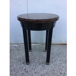 Image of 1990's Modern Italian Side Tables - Pair