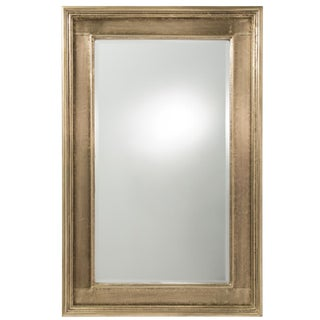Brenda Rectangular Wood Mirror