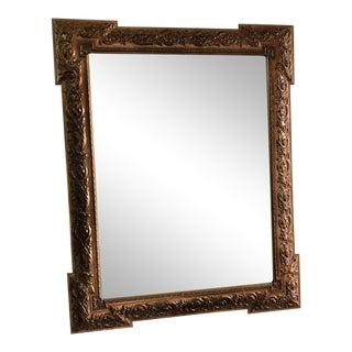 Ornate Gilt Mirror from Carolina Mirror