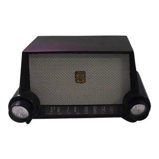Motorola 53h Bakelite Am Tube Radio