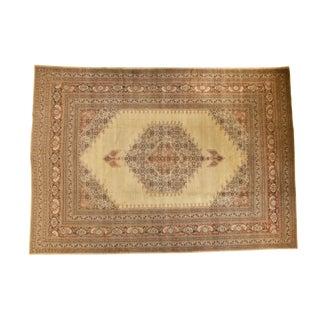 "Vintage Tabriz Carpet - 9'3"" x 12'10"""