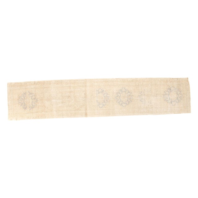 "Image of Vintage Oushak Runner Rug - 2'2"" x 10'3"""