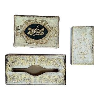 Florentine Vanity Set - 3 Piece