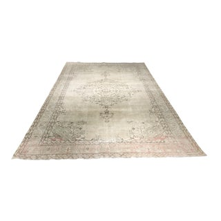 "Bellwether Rugs Vintage Distressed Turkish Rug - 6'6""x10'7"""
