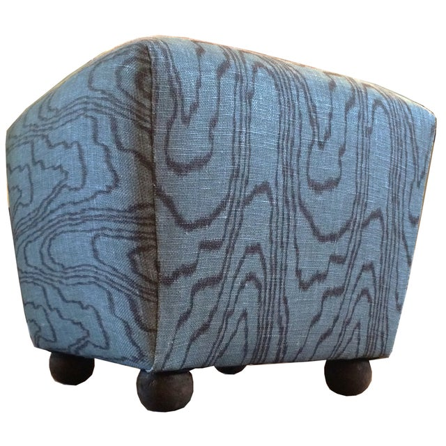 Agate Foot Stool - Image 1 of 2