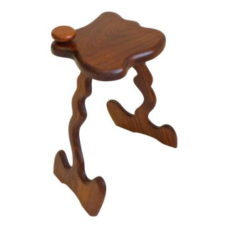 Fanciful Side Table by John Raible