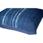 Image of Indigo African Tie Dye Pillow