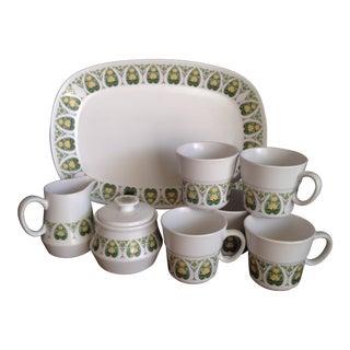 Noritake Progression China Coffee & Tea Service Set