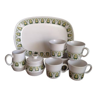 Noritake Progression China Coffee & Tea Service Set