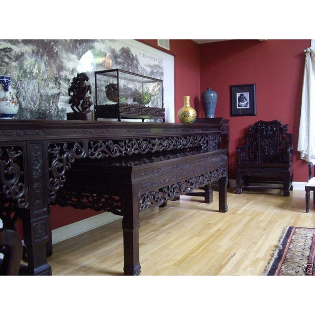 Chinese Altar Table - Image 2 of 8