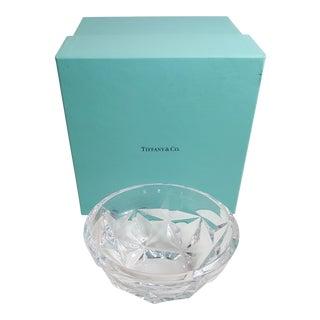Tiffany and Company Crystal Bowl