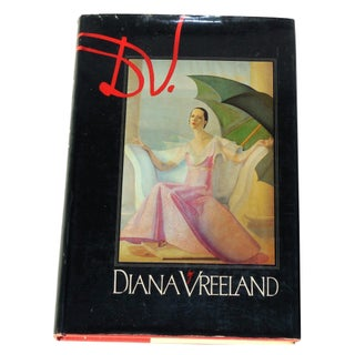 DV by Diana Vreeland, 1st Ed.4th Printing