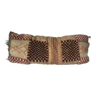 Vintage Moroccan Berber Lumbar Pillow