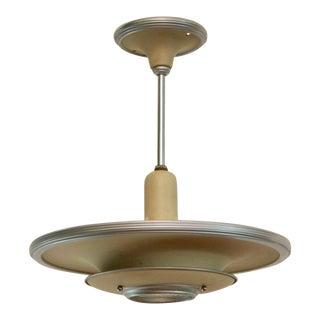 Midcentury Modern Atomic Ceiling Pendant Light