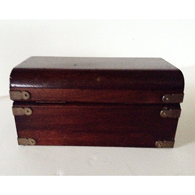 Image of Parker Pen Company Wooden Box