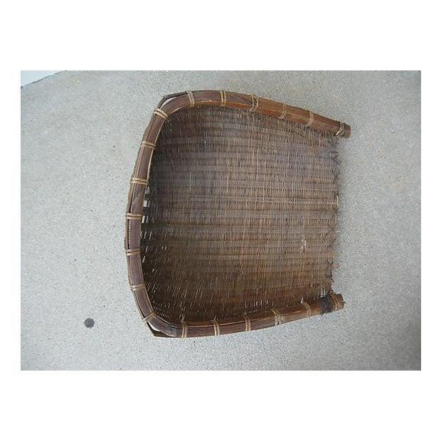 Primitive Rice Scoop Basket - Image 7 of 9