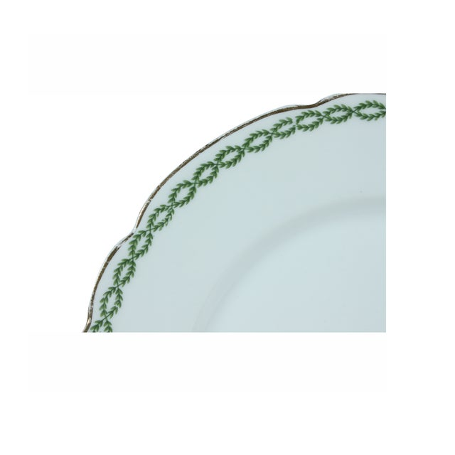 French Limoges Dinner Plates - Set of 4 - Image 2 of 3