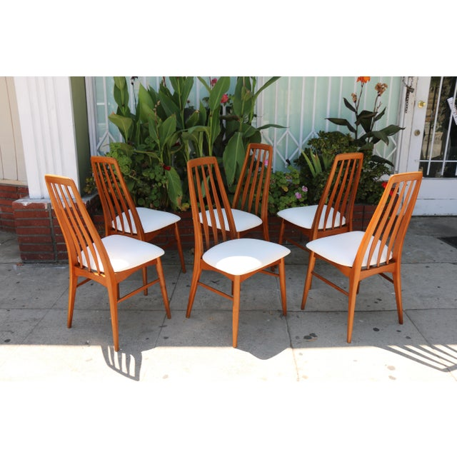 Set of 6 Koefoeds Hornslet Dining Chairs - Image 11 of 11