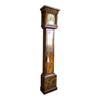 Edward Fletcher 1697 Tall Case Grandfather Clock