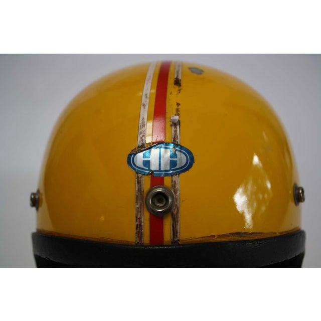 1970s Japanese Motorcycle Helmet - Image 7 of 8